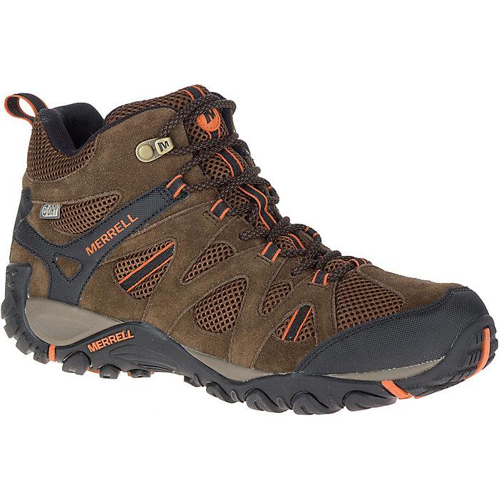ef85369ada1 Merrell Men's Deverta Mid Boot - Mountain Steals
