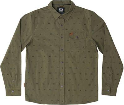 HippyTree Men's Exposure Woven Shirt