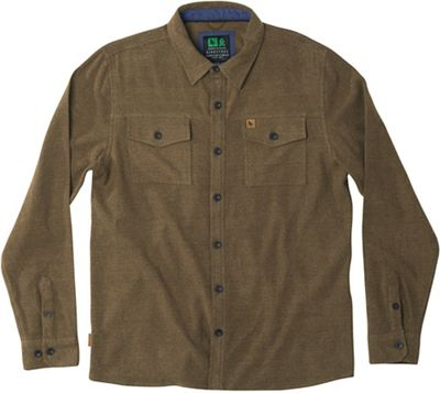 HippyTree Men's Mitchell Flannel