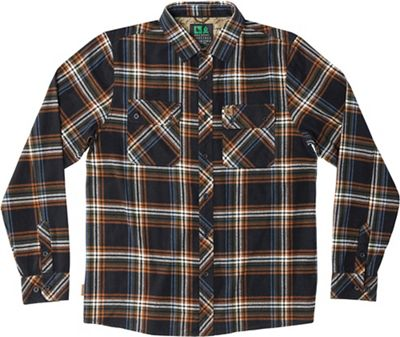 HippyTree Men's Signal Flannel