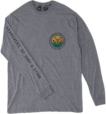 HippyTree Men's South Point Long Sleeve Tee