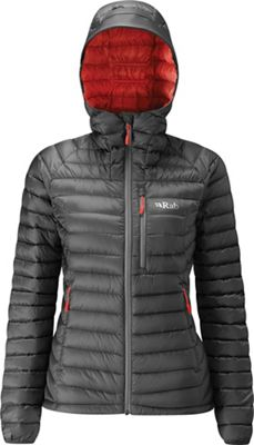 Rab Women's Microlight Alpine XLong Jacket
