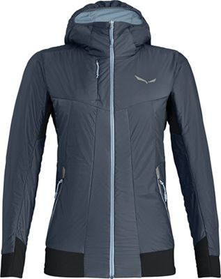 Salewa Women's Pedroc Hybrid AWP Hooded Jacket