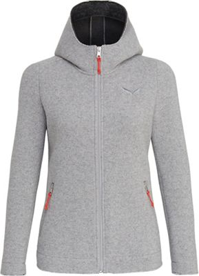 Salewa Women's Sarner 2L WO Full Zip Hoody