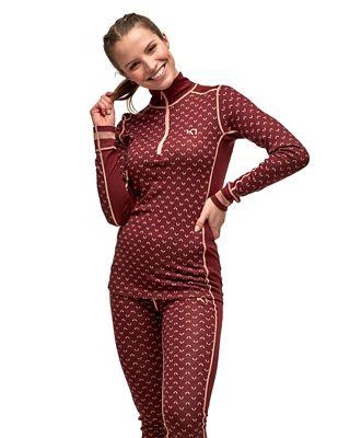 Kari Traa Women's Lus Half-Zip