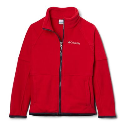 Columbia Youth Basin Trail Fleece Full Zip Jacket