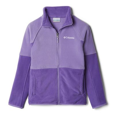 Columbia Youth Basin Trail Fleece Full Zip Jacket
