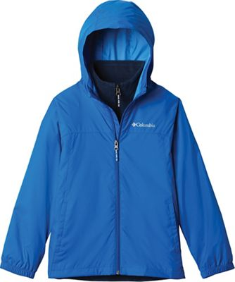 Columbia Kid's Glennaker Interchange Jacket