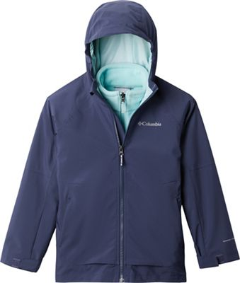 Columbia Boys' Tolt Track Stretch Interchange Jacket