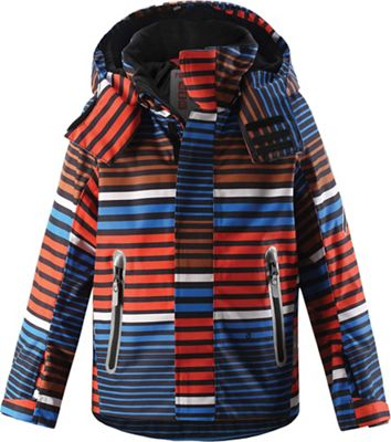 Reima Youth Boys' Regor Reimatec Insulated Winter Jacket
