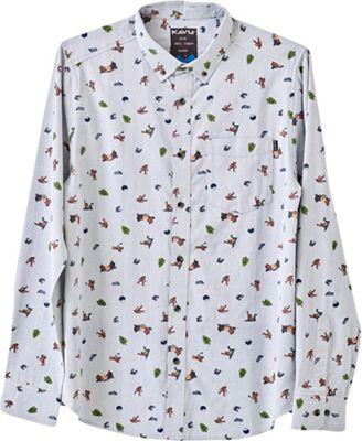 KAVU Men's Linden Shirt