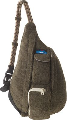 Kavu Women's Mini Rope Fleece Sling Bag