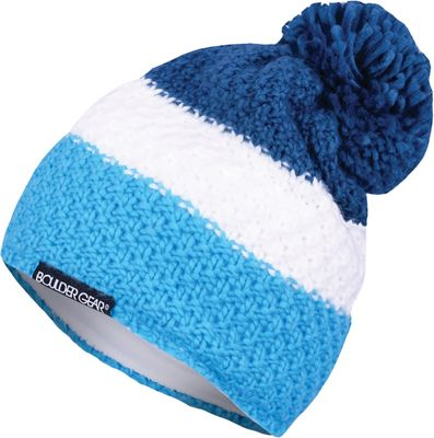 Boulder Gear Girl's Banded Beanie