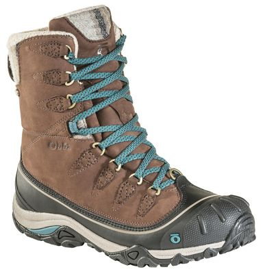 Oboz Women's Sapphire 8IN Insulated B-Dry Boot