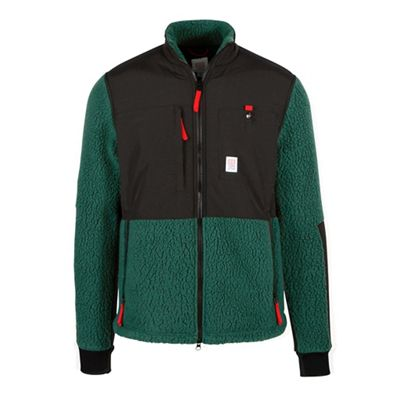 Topo Designs Men's Subalpine Fleece Jacket