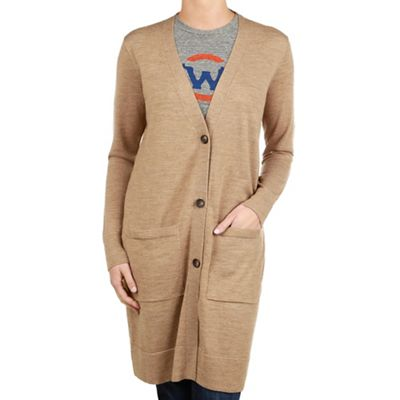 Pendleton Women's Merino Long Cardigan