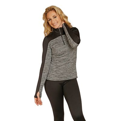 Snow Angel Women's Minx Two-Tone Zip-T