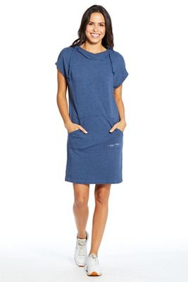 good hYOUman Women's Thea Hooded Muscle Dress