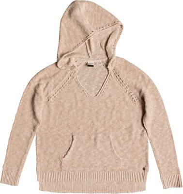 Roxy Women's Airport Vibes Knitted Hoodie