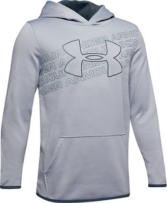 Under Armour Boys' Armour Fleece Logo Hoodie