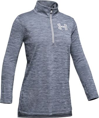 Under Armour Girls' Tech 1/2 Zip Top
