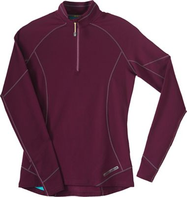 Hot Chillys Women's Micro-Elite XT Pocket Zip-T