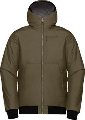 Norrona Men's Roldal Insulated Hooded Jacket