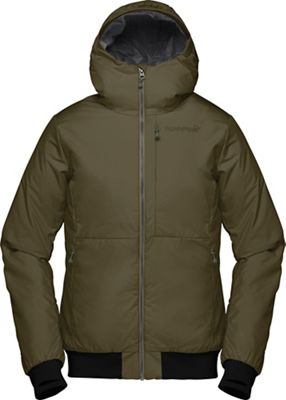 Norrona Women's Roldal Insulated Hooded Jacket