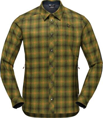 Norrona Men's Tamok Wool Shirt