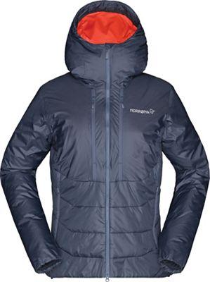 Norrona Women's Trollveggen Primaloft 100 Zip-Up Hooded Jacket