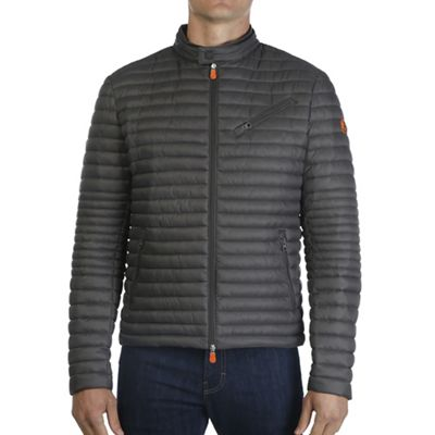 Save The Duck Men's Lightweight 3-Pocket Jacket