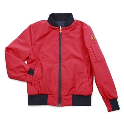 Save The Duck Unisex Lightweight Bomber Jacket