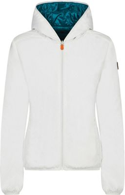 Save The Duck Womens Recycled Reversible Hooded Jacket