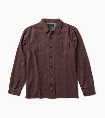 Roark Men's Wild Camp Long Sleeve Shirt