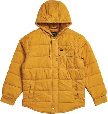 Brixton Men's Cass Hood Jacket