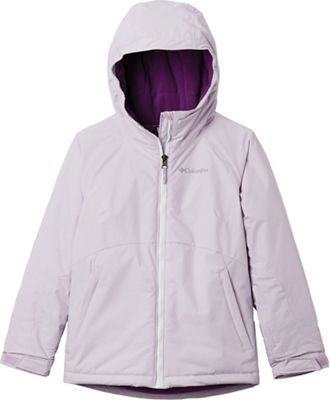 Columbia Girls' Toddler Alpine Action II Jacket