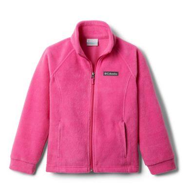 Columbia Youth Girls' Benton Springs Fleece Jacket