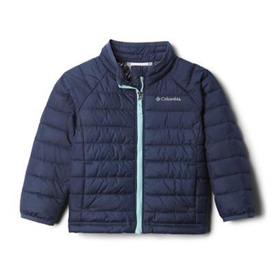 Columbia Toddler Girls' Powder Lite Jacket