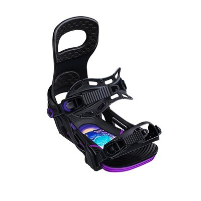 Bent Metal Women's Metta Snowboard Binding