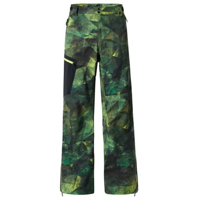 Oakley Men's Black Forest 2.0 Shell 3L 15K Pant