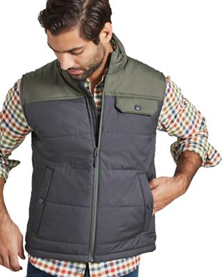United By Blue Men's Bison Puffer Vest