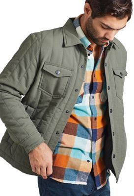 United By Blue Men's Bison Snap Jacket