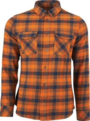 United By Blue Men's Bridger LS Flannel