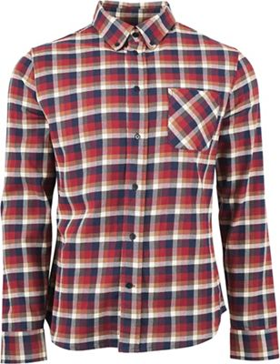 United By Blue Men's Pitchstone Plaid Shirt