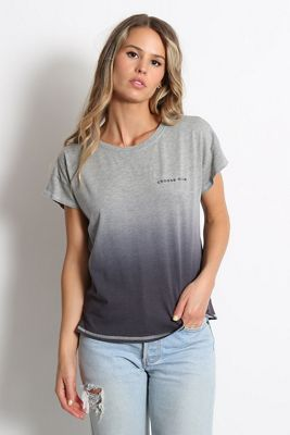 good hYOUman Women's Claire SS Box Tee