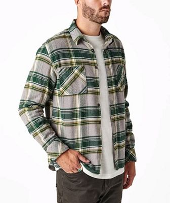 Arbor Men's Baja Midweight Flannel Shirt