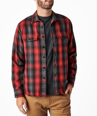 Arbor Men's Good Times Heavyweight Flannel Shirt