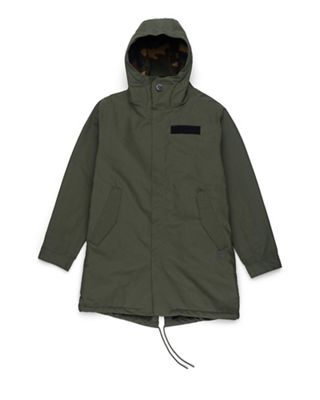 Herschel Supply Co Men's Sherpa Lined Fishtail