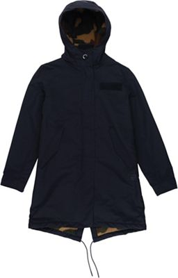 Herschel Supply Co Women's Sherpa Lined Fishtail