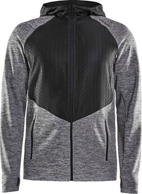 Craft Men's Charge Full Zip Sweat Hood